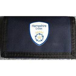 Hampshire Cricket Wallet