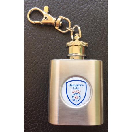 Hampshire 1oz Flask Keyring