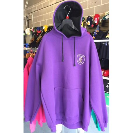 Hampshire Purple Hoodie