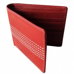 Hampshire Leather Cricket Ball Wallet