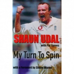 Shaun Udal: My Turn to Spin