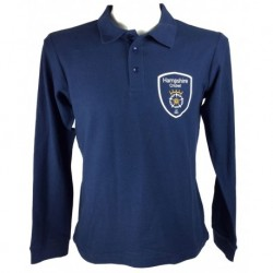 Hampshire Long Sleeve Polo Shirt