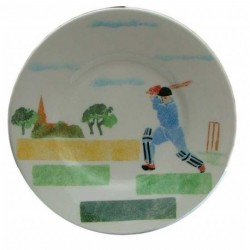 Hand Made Cricket Plate