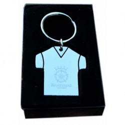 Hampshire Shirt Keyring