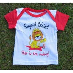 ECB Infants Lion Tee