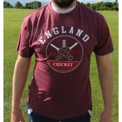 ECB Classic Cricket Tee
