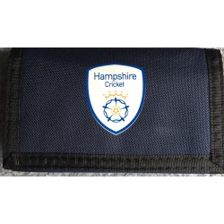 Hampshire Cricket Wallet