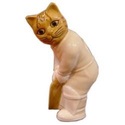 Cricketer Cat