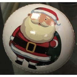 Father Christmas Cricket Ball