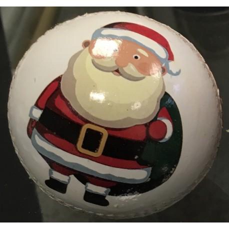 Father Christmas Cricket Ball