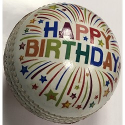 Happy Birthday Cricket Ball