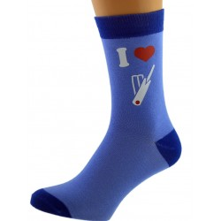 I love Cricket Socks