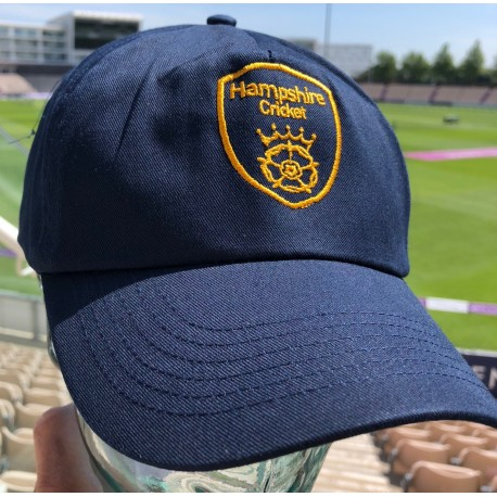 Hampshire Supporters Cap Navy