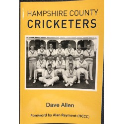 Hampshire Cricketers
