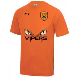 Southern Vipers Replica Junior Training Shirt 2018
