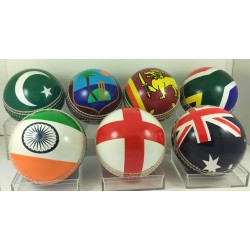 International Seven Set Flag Balls