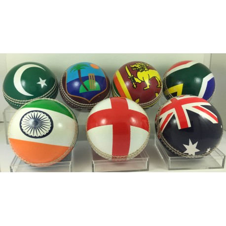 International Seven Set Flag Balls