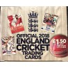 England Trading cards