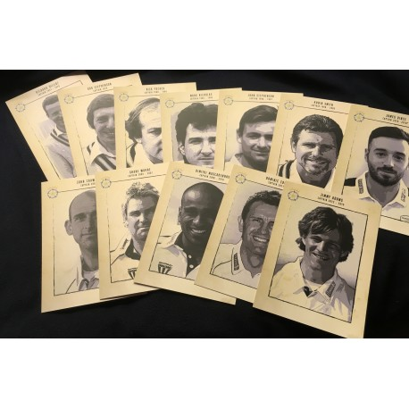 Twelve Captains Dinner Postcards