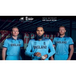 2019 England World Cup & ODI Kit
