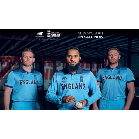 2019 England World Cup & ODI Kit