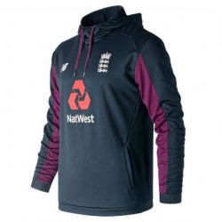 New Balance England Cricket Travel Pullover (2019)