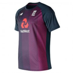 New Balance England Cricket Training Tee (2019)