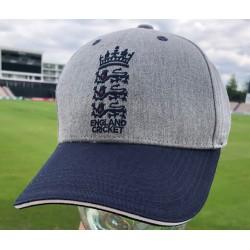 England Patriotic 2 Tone Cap (Grey/Navy)