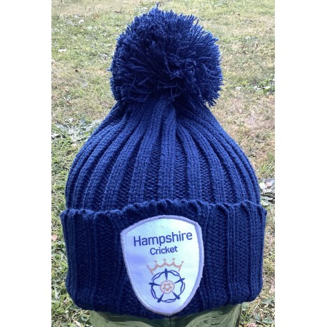 Hampshire Knitted Bobble Hat