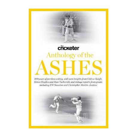 The Cricketer Anthology of the Ashes (Hardback