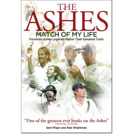 Ashes: Match of My Life