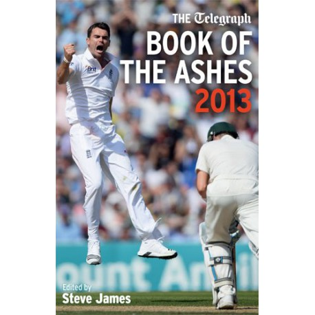 Telegraph Book Of The Ashes 2013