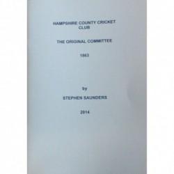 HCC: The Original Committee 1863