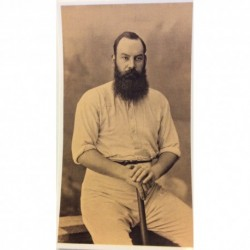 WG Grace Postcard