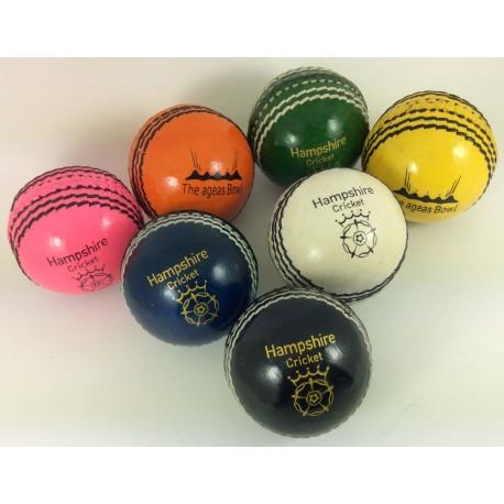 Hampshire Mini Leather Balls 10 Colours