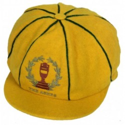 Ashes Baggy Gold Cap