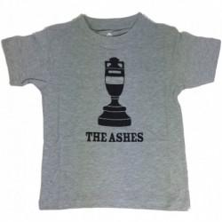 Ashes Urn Kids T Shirt Marl/Black
