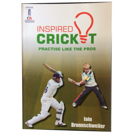 Inspired Cricket: Practise Like the Pros