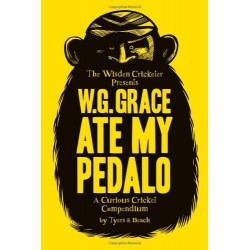 WG Grace Ate My Pedalo Book