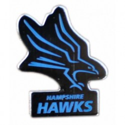 Hampshire Hawks Pin Badge
