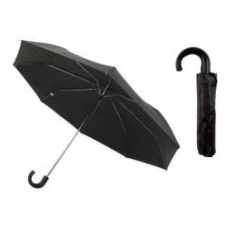 Gents Mini Black Umbrella