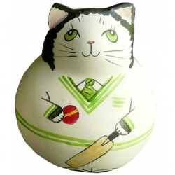 Cricket Cat Paper Weight