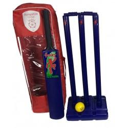 Hampshire Half Plastic Cricket Set