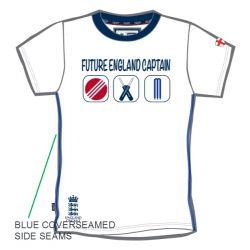 ECB Kids I'm a Future Tee